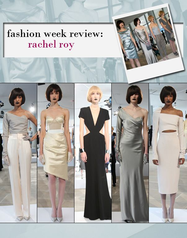 Fashion Week Review: Rachel Roy post image