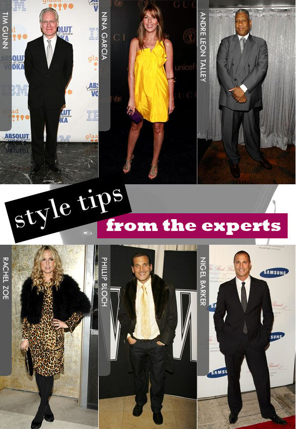 Exclusive Tips From the Fashion Experts post image