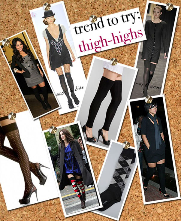 Trend to Try: Thigh-Highs post image