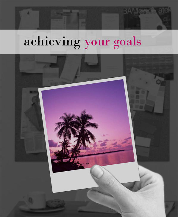 Achieving your Goals post image