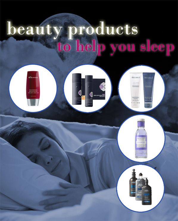 Beauty Products to Help You Sleep post image