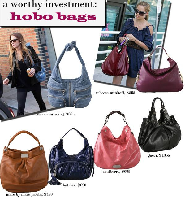 A Worthy Investment Hobo Bags Post Image