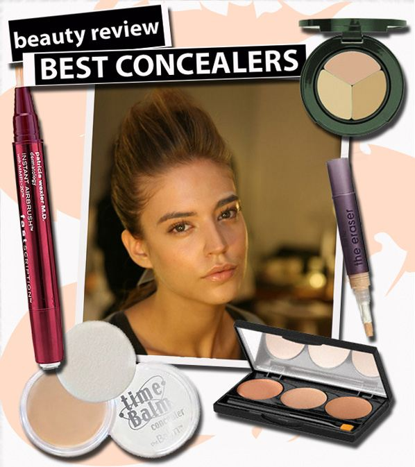 Beauty Review: The Best Concealers post image