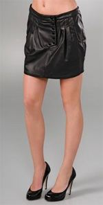 body-geren-ford, geren ford, sale, skirt, fashion, leather skirt