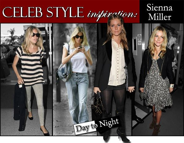 Celebrity Style Inspiration: Sienna Miller post image
