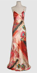 galliano2, galliano, Dress, designer dress, maxi dress, long dress, boho dress, boho