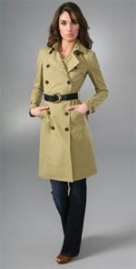 gryphon, gryphon the timeless jacket, trench coat, coat, fashion