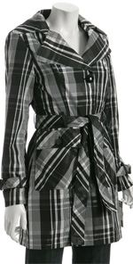 hilary-radley, hilary radley, trench coat, plaid trench coat, fashion