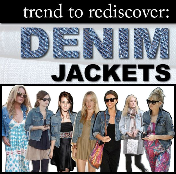 Trend To Rediscover: Denim Jackets post image