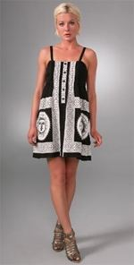 anna2, anna sui, dress, printed dress, fashion, style