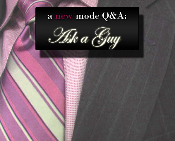 Ask a Guy: An Old Ex is Back, But Is He Serious? post image