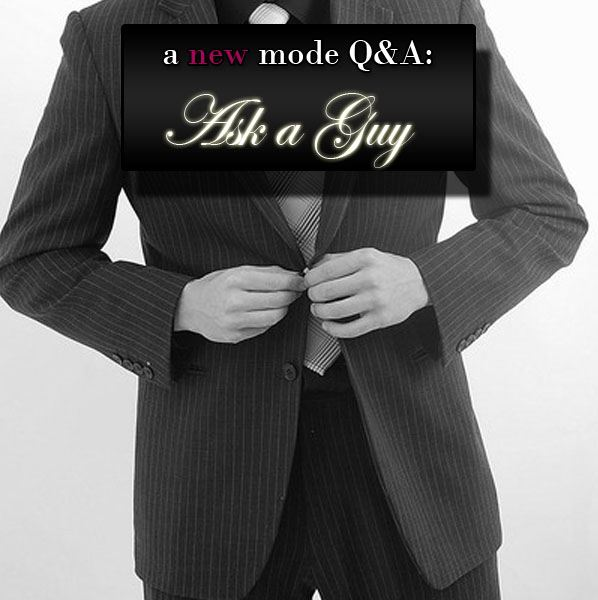 Ask a Guy:  Is It Cheating If… post image