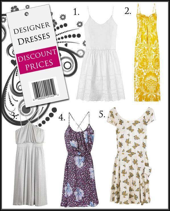 Designer Dresses At Discount Prices post image