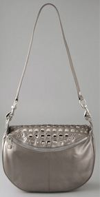 Rebecca MInkoff, bag, handbag, studded bag, fashion, style