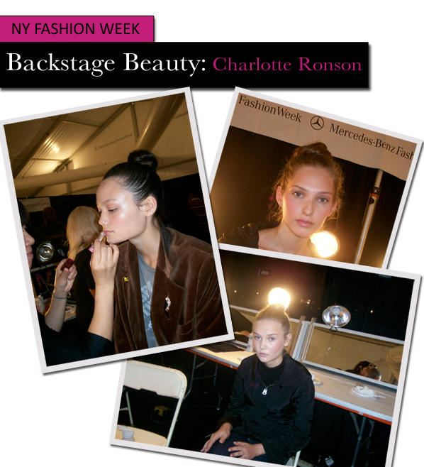 Backstage Beauty: Charlotte Ronson post image