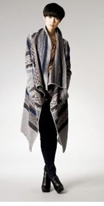 yigal cardigan, yigal azrouel, cardigan, fashion, style