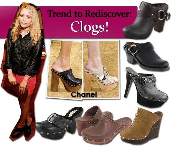 Trend to Rediscover: Clogs! post image