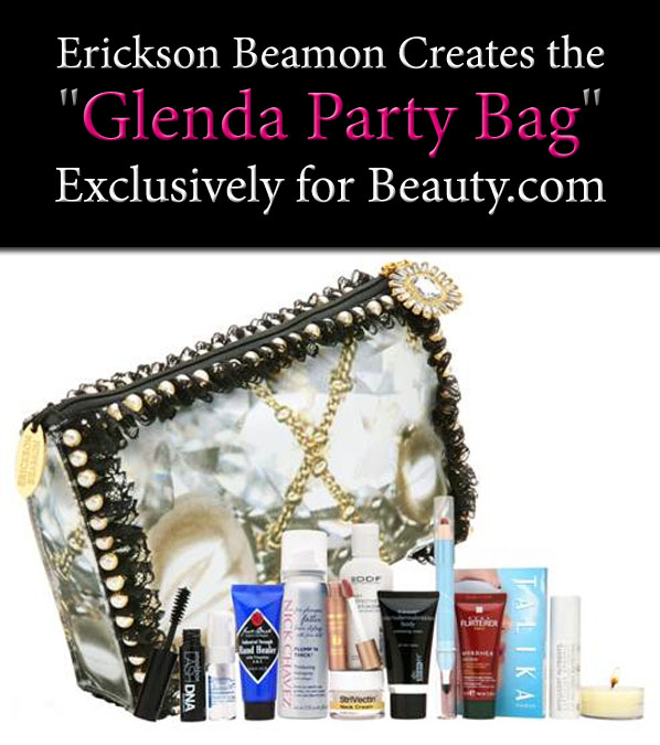 "Erickson Beamon Creates the ""Glenda Party Bag"" Exclusively For Beauty.com post image"