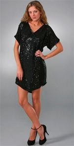 Beyond vintage, dress, sequin dress
