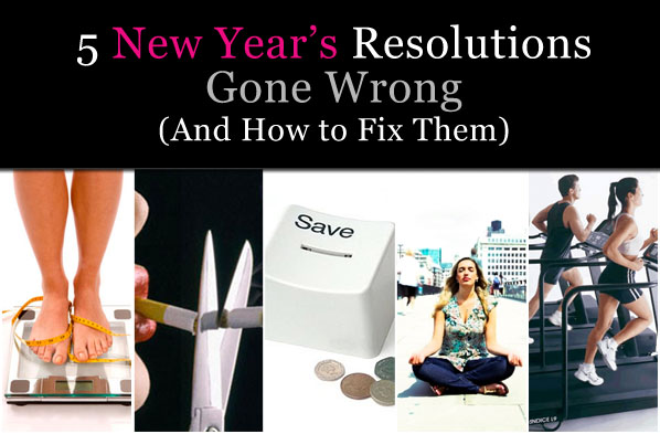 5 New Year's Resolutions Gone Wrong (And How to Fix Them) post image