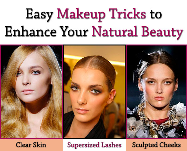 Easy Makeup Tricks to Enhance Your Natural Beauty post image