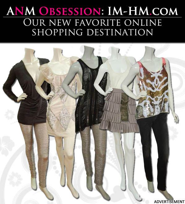 ANM Obsession: IM-HM.com, Our New Favorite Online Shopping Destination post image