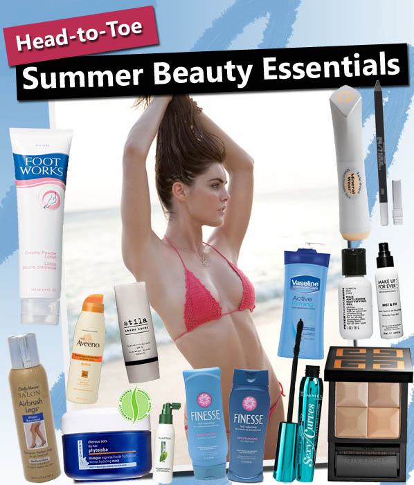 Head to Toe Summer Beauty Essentials post image