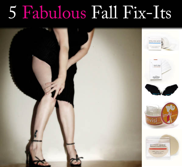 5 Fabulous Fall Fashion Fix-Its post image