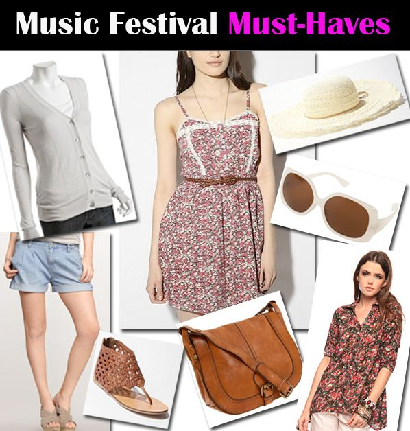 Music Festival Must-Haves post image