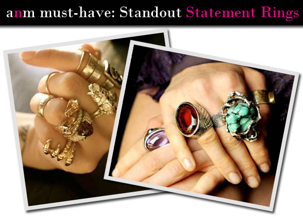 ANM Must-Have: Standout Statement Rings post image