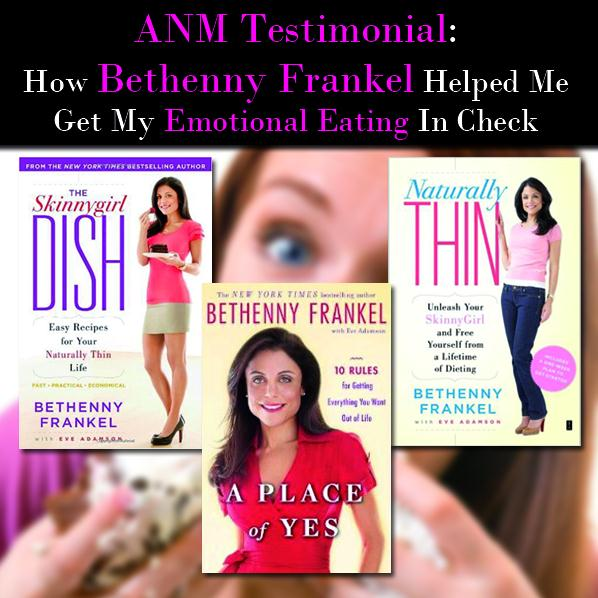 Diet Testimonial: How Bethenny Frankel Helped Me Get My Emotional Eating In Check post image