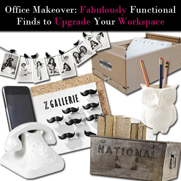 Office Makeover: Fabulously Functional Finds to Upgrade Your Workspace post image