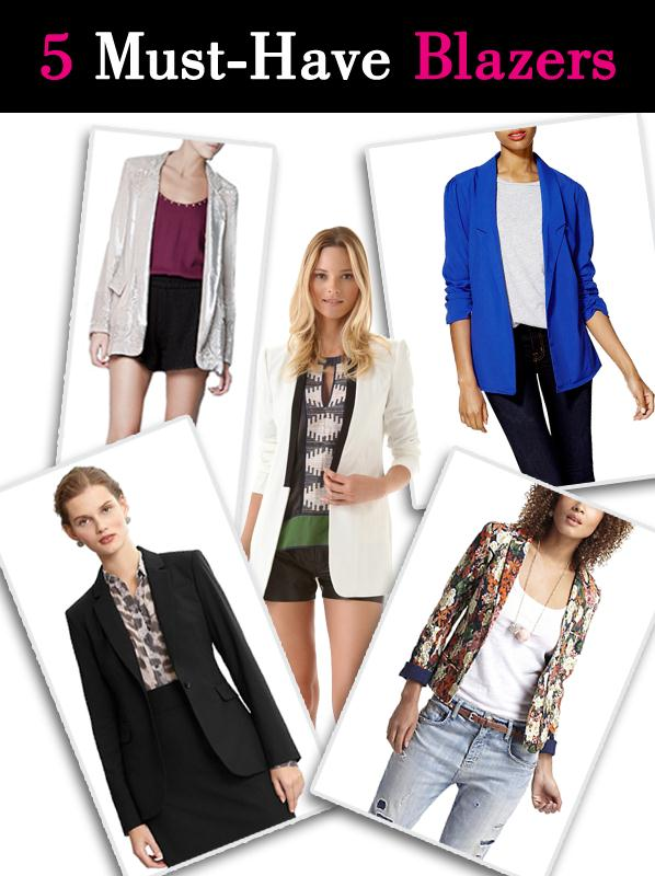 5 Blazers Every Woman Should Invest In post image