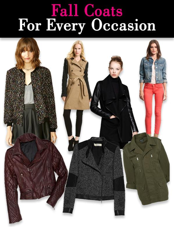 Fall Coats for Every Occasion (and Temperature!) post image