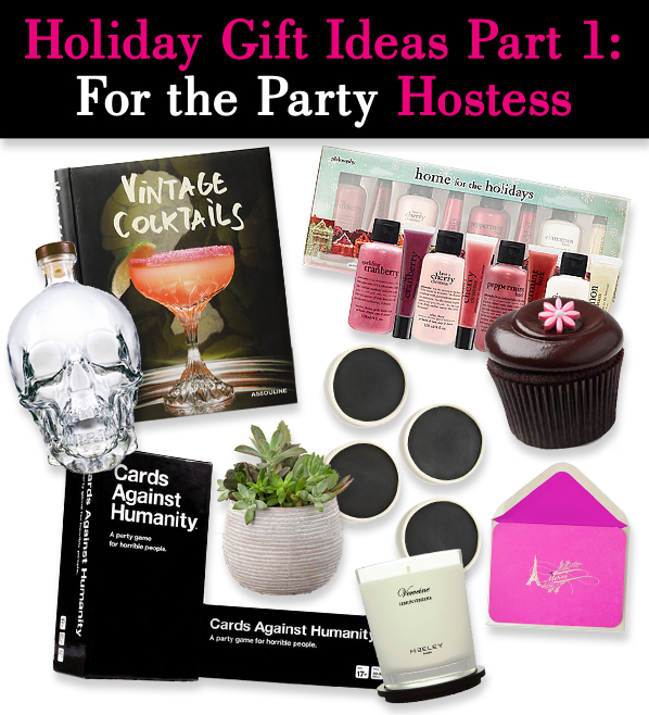 Holiday Gift Ideas Part 1: For the Party Hostess post image