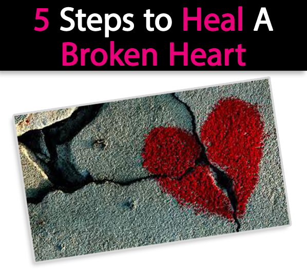 How to Handle a Breakup: 5 Steps to Heal A Broken Heart post image