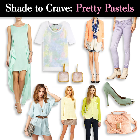 Shade to Crave: Pretty Pastels post image