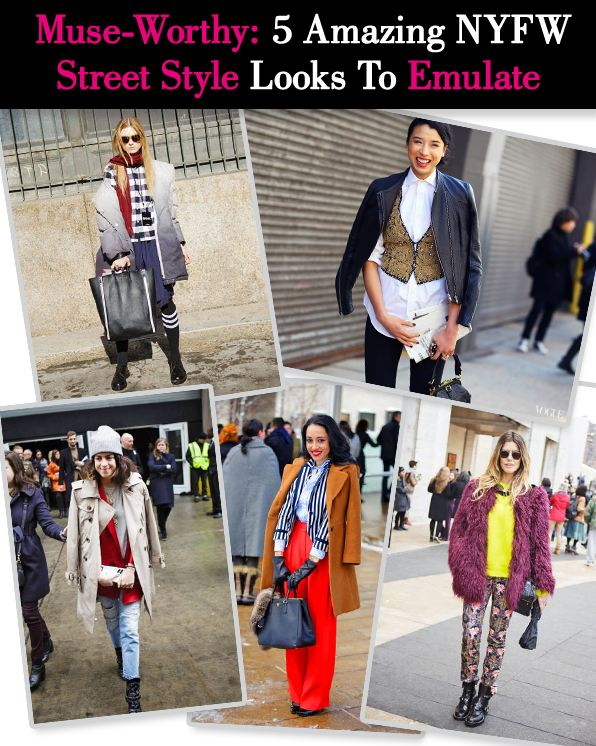 Muse-Worthy: 5 Amazing NYFW Street Style Looks To Emulate post image