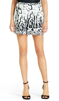 dvf atty shorts