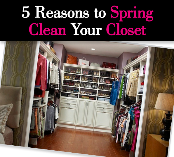 5 Reasons to Spring Clean Your Closet post image