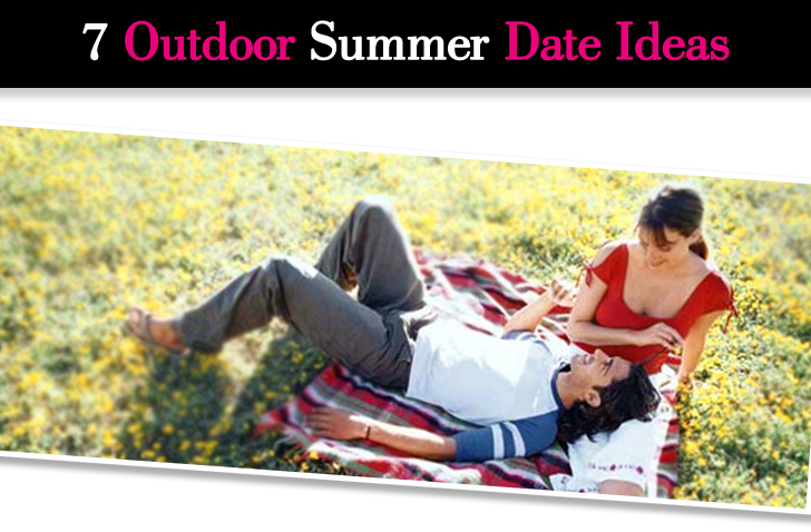 7 Outdoor Summer Date Ideas post image