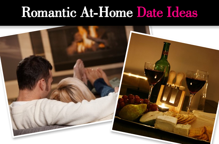 Romantic At-Home Date Ideas post image