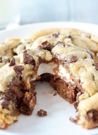 smores cookie