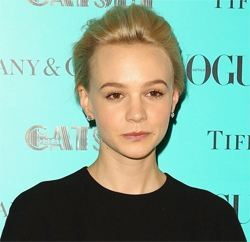 wedding hair carey mulligan