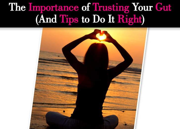 Trusting your intuition when dating becomes a relationship