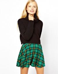 asos cropped sweater