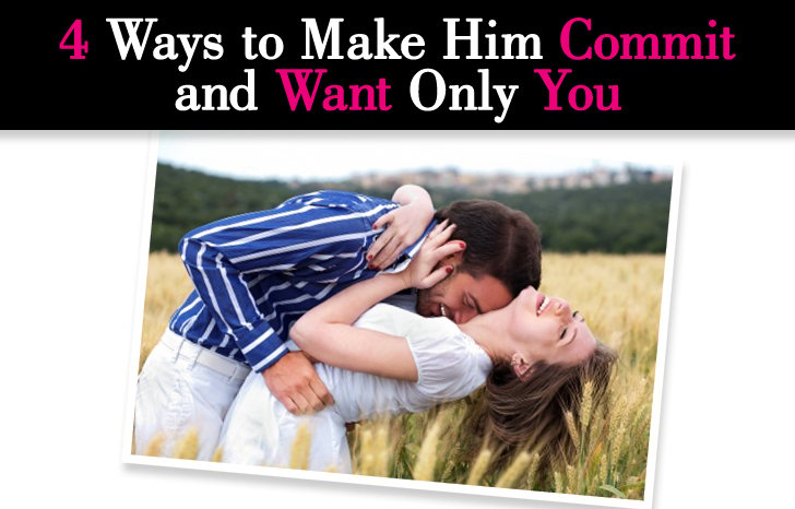 Signs he wants to commit to you