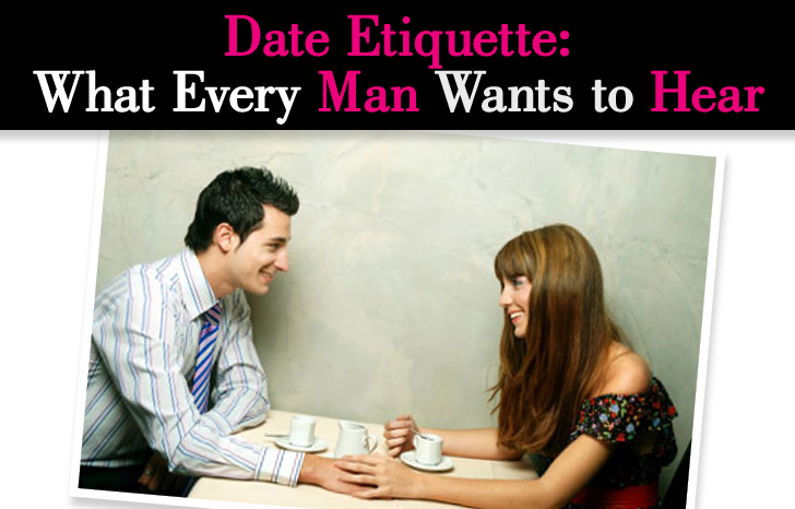 dating etiquette after first date