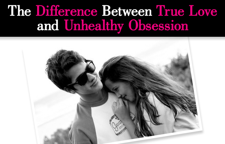 Difference between true love and infatuation
