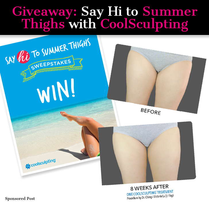 Giveaway: Say Hi to Summer Thighs with CoolSculpting post image
